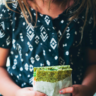Broccoli Flatbread