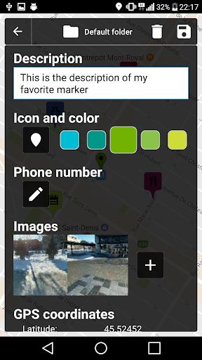 Map Marker  screenshots 4