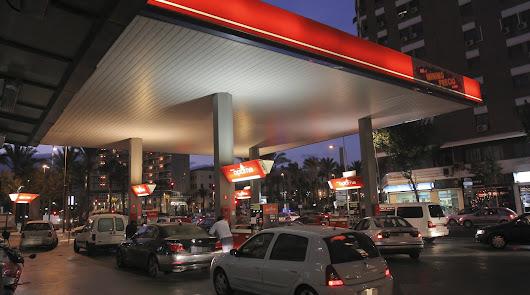 El precio de la gasolina subirá este Puente, pero en Almería no tanto