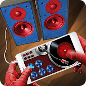 Real Dj Club Spider Simulator