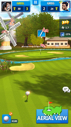 Golf Master 3D android2mod screenshots 2