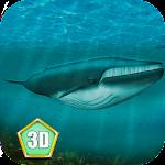 North Whale Survival Simulator Icon