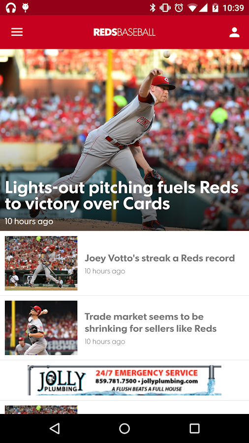 Cincinnati Reds- screenshot