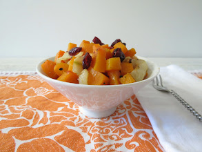 Photo: Roasted Butternut Squash - Sweet and savory butternut squash seasoned with cinnamon and cayenne pepper.  http://www.peanutbutterandpeppers.com/2011/10/27/roasted-butternut-squash/  #roastedbutternutsquash   #butternutsquash   #vegetarianrecipe   #squashrecipes   #vegetablerecipes