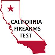 California Firearms Test  Icon