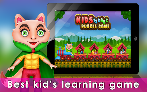 Kids 123 ABC Puzzle game Apk Download Free for PC, smart TV