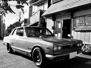 スカイラインのカスタム事例画像 箱好家 太郎 旧車YouTuber さんの2021年09月26日19:50の投稿