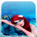 Beautiful Mermaid L Wallpaper icon