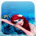 Beautiful Mermaid L Wallpaper icon