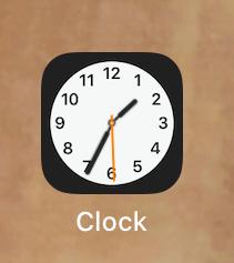 change alarm volume