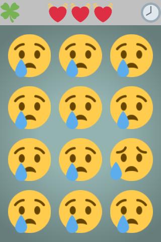 Find the emoji ! ss1