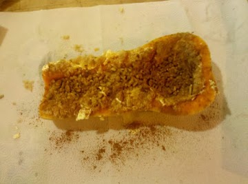 Brown Sugar & Cinnamon Butternut Squash Recipe
