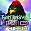Fantasy Mosaics 4: Art of Color icon
