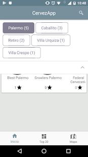 CervezApp - náhled