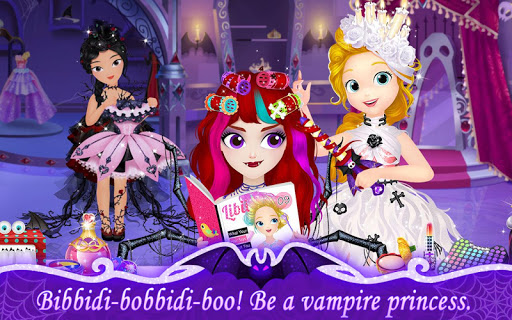 Princess Libby & Vampire Princess Bella  screenshots 2