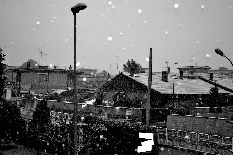 snowy suburbs di Domidi
