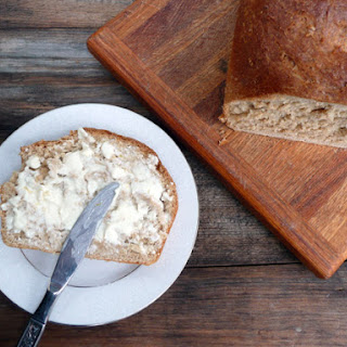 Honey Oatmeal Bread.