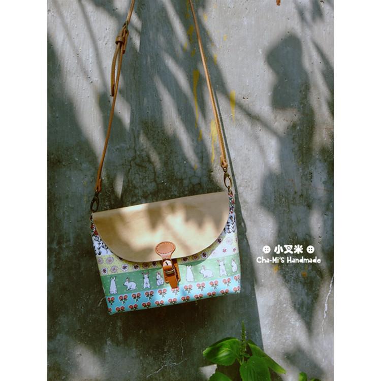 ≈Secret Garden≈ Sling Bag by Cha-mi's Handmade