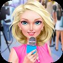 Dream Job: TV News Anchor Girl icon