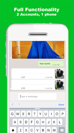 Messenger for Whatsapp 1.1 screenshot 337778