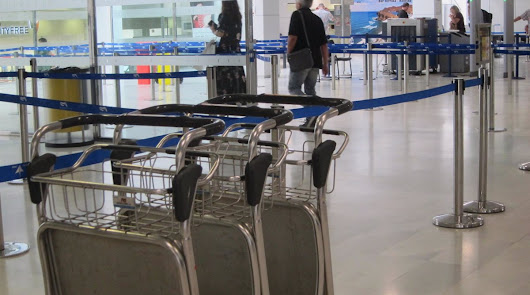 El aeropuerto de Almería prevé 86 operaciones de vuelo en Semana Santa