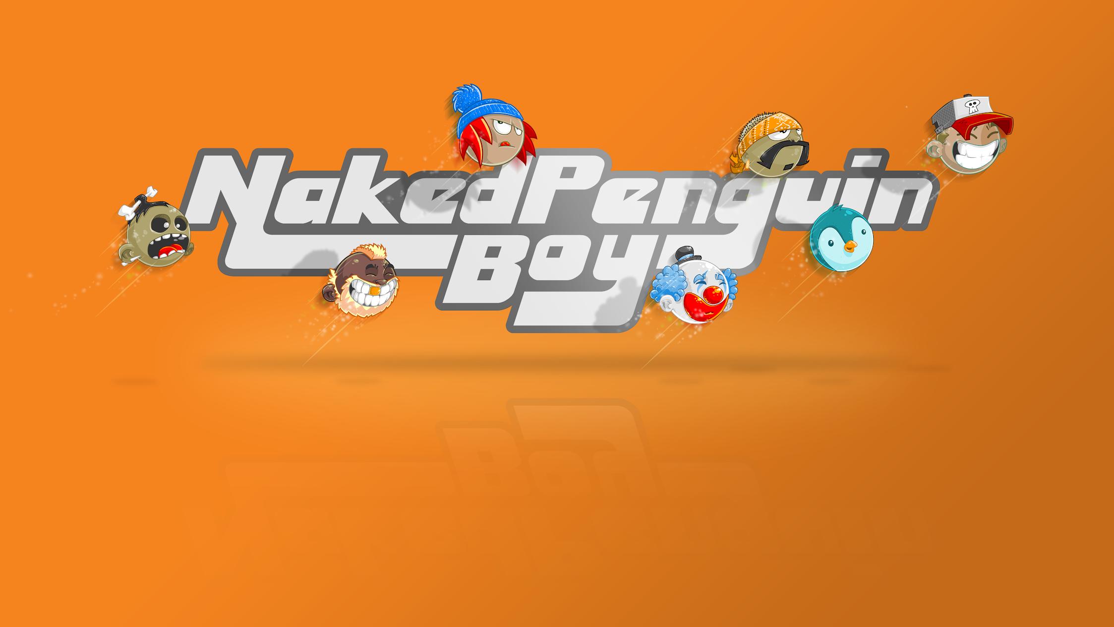 Naked Penguin Boy UK
