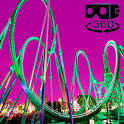 VR 360 Roller Coaster 2019 icon