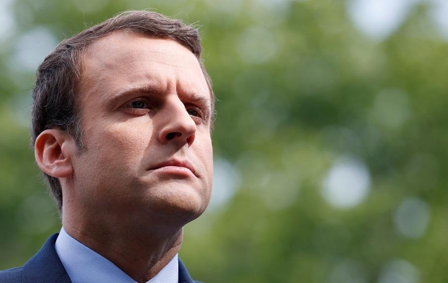 Macron het geprys vir taai houding op Amazon, maar polisielede vlam oor die tuisresultate