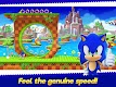 screenshot of Sonic Runners Adventure - Fast Action Platformer