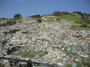 Photo: Saturday 10th of March 2012 Chirokitia, prehistorical houses