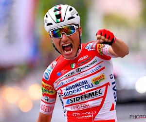 Masnada beloond voor zijn verwoede inspanningen na etappe met ook Belg in de vlucht