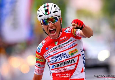 CCC ziet er steeds sterker uit en haalt nu ook ritwinnaar uit de Ronde van Italië binnen