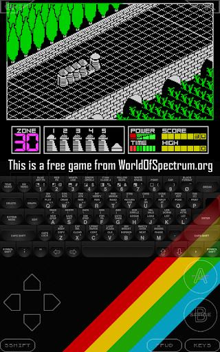 Speccy - Complete Sinclair ZX Spectrum Emulator screenshots 8