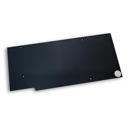EK bakplate for EK-FC780 GTX Classy, sort