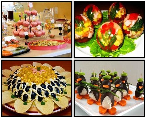 DIY食品裝飾理念