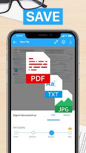 Scanner App To PDF – TapScanner 2