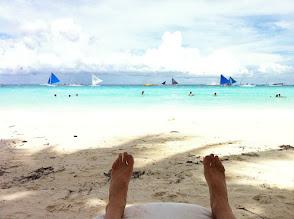 Photo: Boracay's White Beach