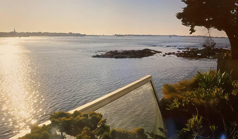 Maison en bord de mer avec terrasse Larmor-Plage