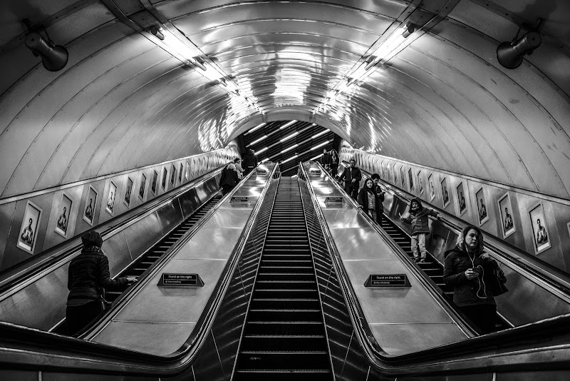london tube di alicecappellini