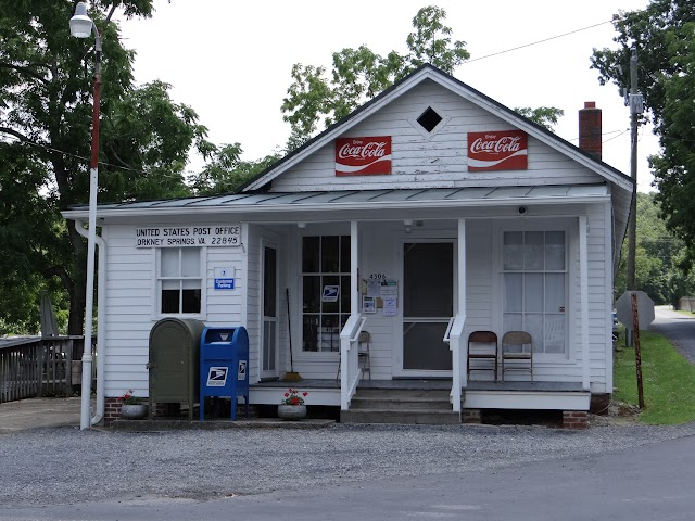 Orkney Springs, VA post office