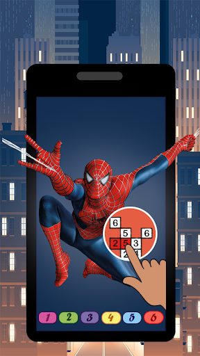 Pixel Art Coloring Book Tap Color By Number App Report On