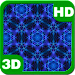 Colorful Kaleidoscope Blue Eye Icon