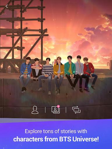 BTS Universe Story apktram screenshots 14