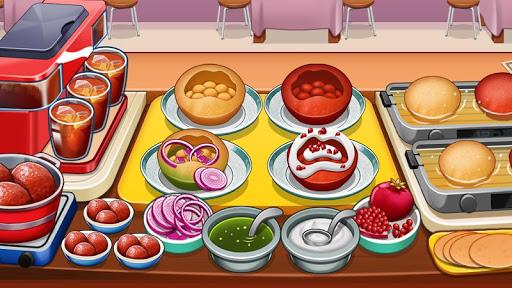 Indian Cooking Games - Star Chef Restaurant Food 1.02 screenshots 4