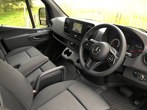 Mercedes Sprinter Sets New Standards In Ride Comfort