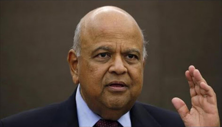 Public enterprises minister Pravin Gordhan has hit back at Julius Malema and the EFF.