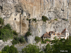 Photo: maisons troglodytes
