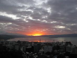 Photo: Wellington sunrise - 3 June 2009