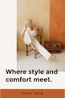Comfort & Style - Pinterest Pin item