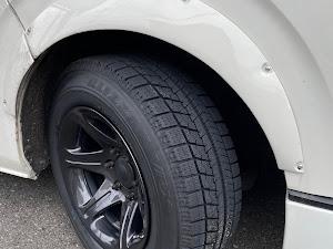 ハイエース  2型  4WDのカスタム事例画像 スノボーバカさんの2020年12月06日18:56の投稿